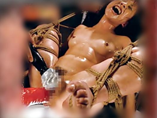 ★悶絶…絶叫!これが女体鬼イカセ♪★〚後藤リサ〛囚われ捜査官のマ◎コに…強力媚薬がぶち込まれれば⇒ハード拷問が快楽地獄にwwwww
