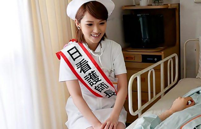 ☆☆椎名そら。。白衣のS女天使?☆☆病院中の溜め込んだ白オシッコ⇒極上おネ~さんが射精さら捲るぜWWWWWWWWWWWWWWW