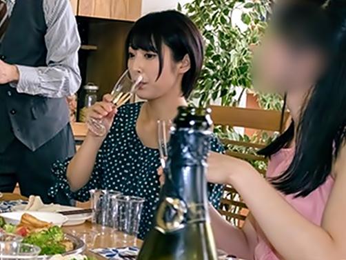 ◇◇美脚奥さま、、、悲劇NTRビデオ◇★社内一番人気奥様が狙われる⇒同僚たちにお酒を勧められ強引に貫かれちまうwwwwwww
