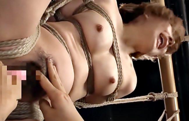 〔麻里梨夏、、、絶叫。鬼イカサレ〕らめぇ~~~~♪♪縛り上げたキュート娘の敏感マ○コをエンドレスで快楽拷問だぜwwwwwwww