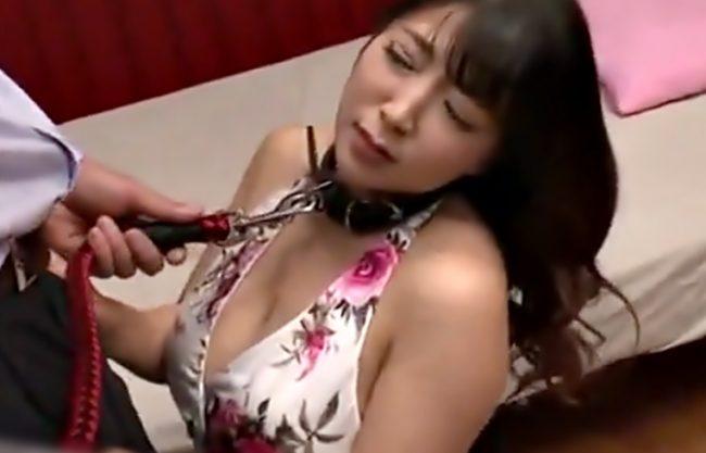 〚優月まりな。。。爆乳お姉さんを調教だぜ♬〛豊満ボインに首輪で自由を奪い取り⇒⇒完全奴隷に仕上げちまうぜwwwwwwwwwww