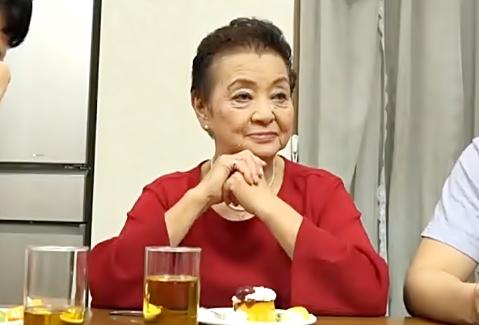 〚このババアの年齢は。。。吃驚仰天83歳(^^♪〛俺のチ◎コ立つかな?バカ息子共のチ◎コ食べちまうぜwwwwwwwwwww