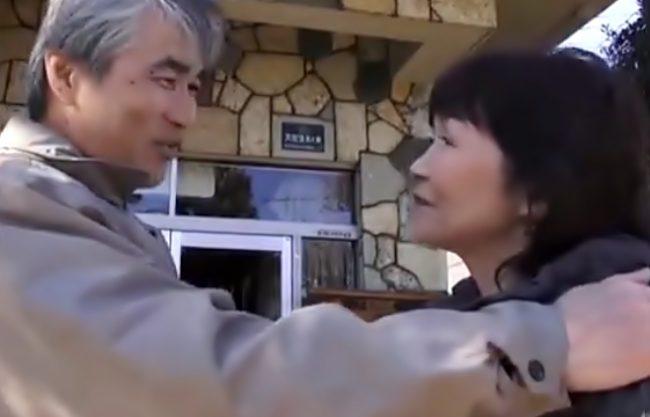【熟年ご夫婦の濃厚交尾に密着(^^♪】父ちゃんも母ちゃんも久しぶりの交わりに…中出しハーハーでご満悦だよんwwwww