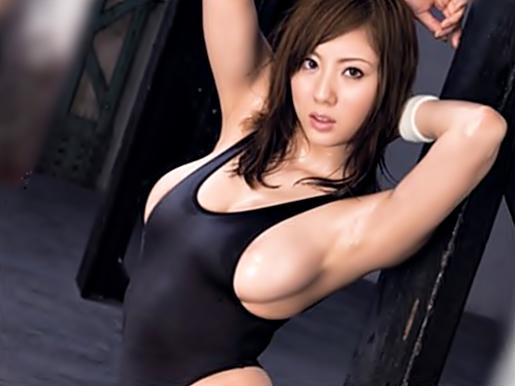 【麻美ゆま(^^♪】全身ピタピターーーー勃起不可避だぜ♡ヤバイやつトレーナーが膣筋の締め付けupの指導しちまうょwwww
