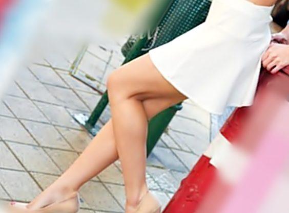 御脚…ビューティフル♡【金髪ナンパ(^^♪】現役?F1グリッドガールがチ〇コ悶絶させちまう絶品腰使いで中出しさせちゃったwwww