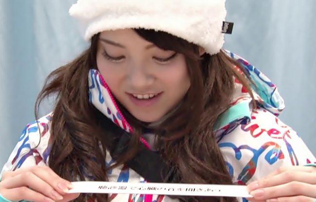 スキーGALとエチなゲームスタート企画(^^♪ノリノリ~お姉さんカメラも気にしないでイケメンチ◎コに貫かれちまったwwww