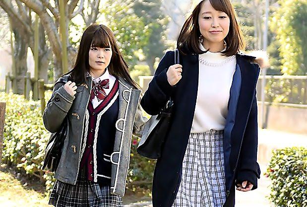 女教師と生徒の。。。禁断レズ♡【篠田ゆう/ましろあい】せんせい~しゅきぃぃ制服美少女が女子セクロスに嵌っちまったwwww