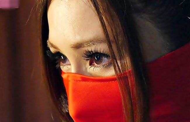 【JULIA(^^♪】やめっ・・・やめろぉぉ~~♡極悪チ◎コに捕えられた❝くノ一❞が完全ドМに調教されちまったwwwww