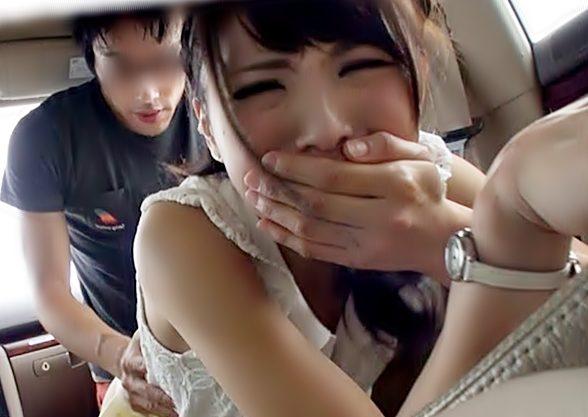 はふん・・・激しいぃぃ~~♡〚立花はるみ(^^♪〛発情しきったお姉さんのガチエチ!車中で鬼アクメ止まらなくなっちまったwwwww