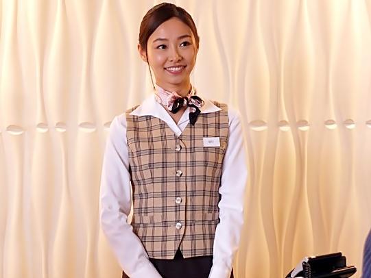 〚夏目彩春(^^♪〛お客様…お部屋案内いたします…♡キュートな若ママホテルレデイが濃厚~秘密の裏バイト始めちまったwwwww