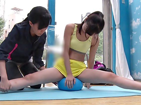 『MM号\まなみサン20歳♡』だめぇぇぇ~マ〇コ…グリグリしちゃ!運動で鍛えぬいたら筋肉室の締まり具合を試しちゃおうぜwwwwww