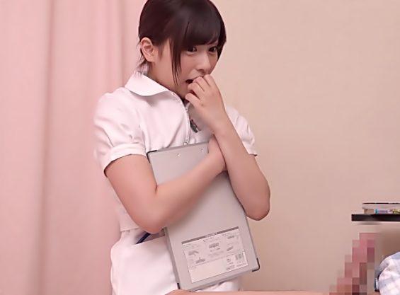 きゃっっっっ~すごぃ(^^♪ロリ顔キュートなに白衣の天使ちゃんが超特急で発射しちまうおバカチ〇コを治療しちゃうぜwwwwwwwwww