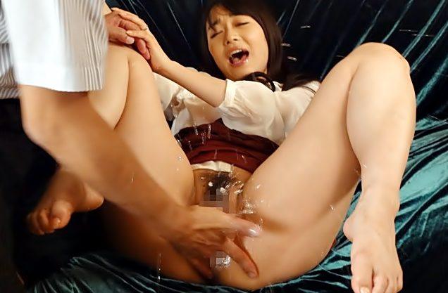 〚西野翔(^^♪〛お父さまぁ~オモラシごめんなさい>尿直後をイタズラされた若嫁がデカマラに嵌っちまったwwwwwwwwwwwww