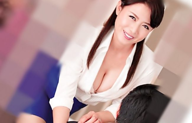 〔三浦恵理子(^^♪〕営業実アップのご褒美ょ!エロフェロモンをばら撒くお局上司が年下くんを食べちまったwwwwwwwwwwwww