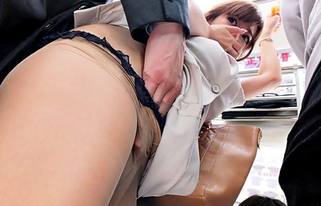 〚キララ(^^♪〛やだ。。。凄く濡れちゃう!イタズラされたい願望の美人OLが車中で社内で性奴隷の快楽に溺れちまったwwwwwwwwww