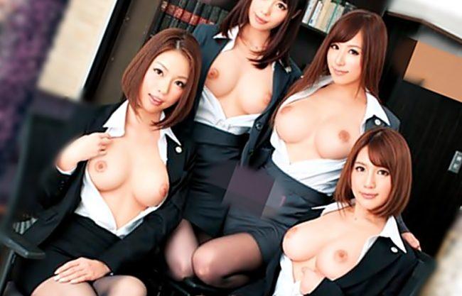 〚本田莉子(^^♪〛お客様~スッキリしてから打合せですょ!ハレンチ凄テク揃いの辯護士美女たちに逆セクハラされちったwwwwww