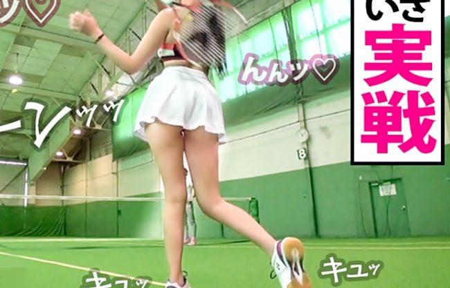 『長身+美脚テニスGAL降臨(^^♪』まさに神スタイル!完璧bodyが強烈オモチャ地獄でハレンチ御汁垂れ流しちまうぜwwwwwwwwwwww